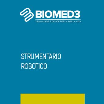 STRUMENTARIO ROBOTICO