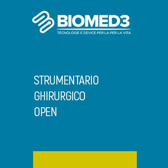 STRUMENTARIO CHIRURGICO OPEN
